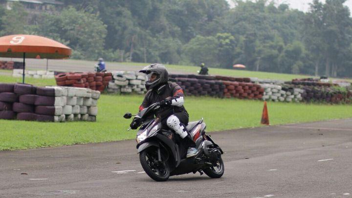 Yamaha Mio Z sangat nyaman untuk dikendarai