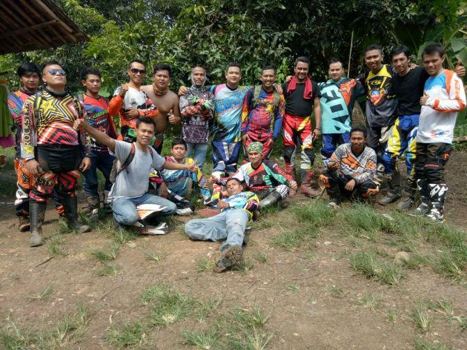 Menikmati Waduk Jatiluhur Bersama Sugat Subang, Kotak Karawang, Baja Bandung dan Serigala Cross Jakarta