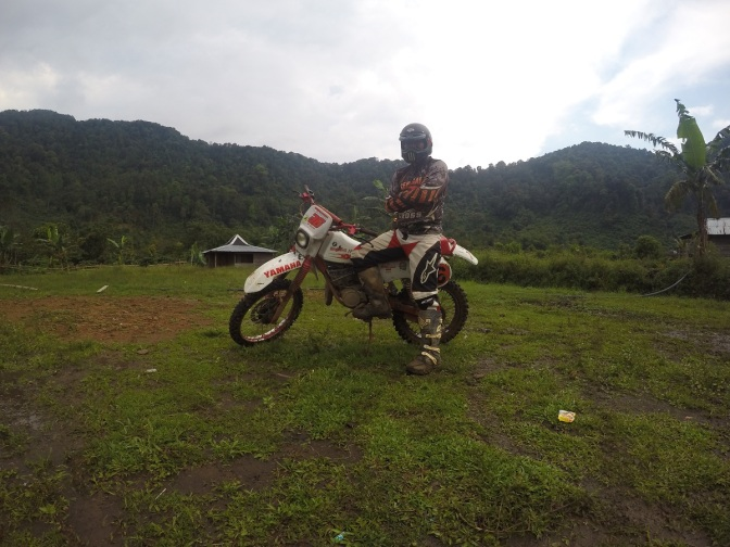 Etika Bermain motor Trail Adventure