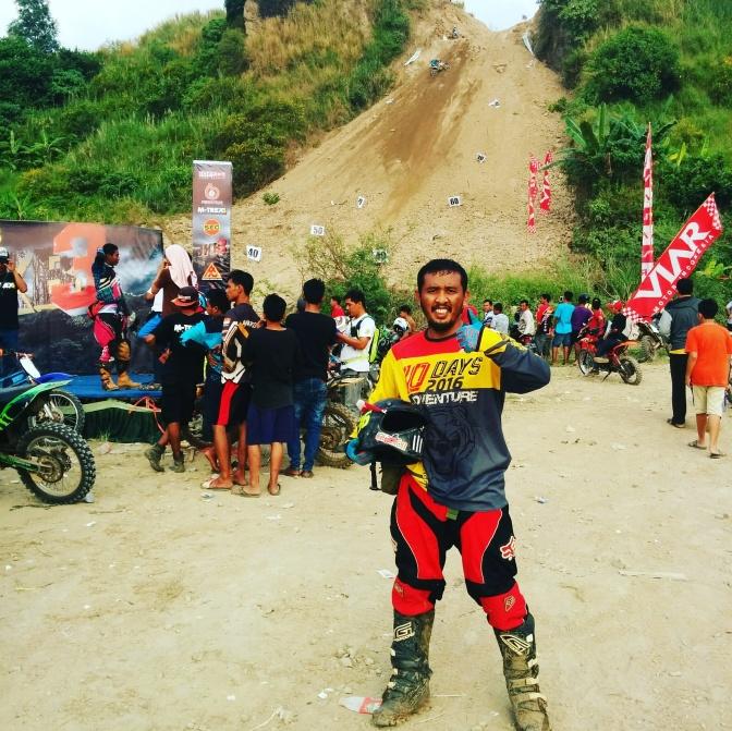 Ngobrolmotorcross Menjajal jalur M-Trex 5 Semarang bersama Techqu Decal