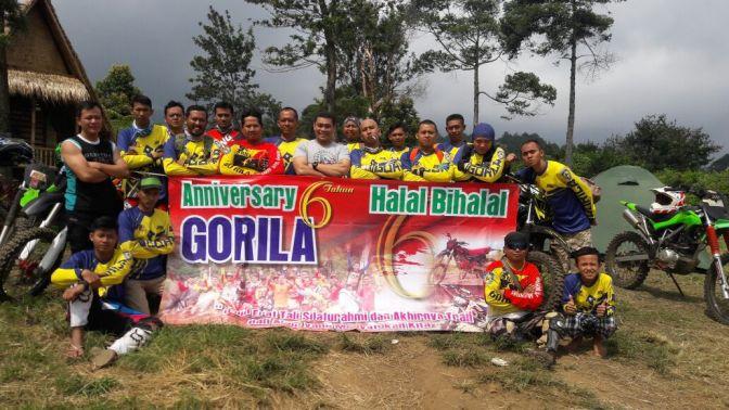 DIRGAHAYU GORILA ke-6: Selalu Jaya di Darat, Laut dan Udara