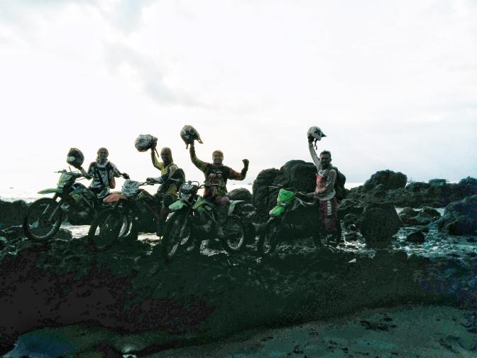 Ekpedisi Geopark Cileteuh Sukabumi
