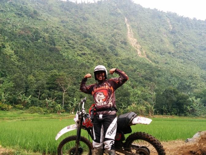 Menjajal Jalur Baru Gunung Sangar Bogor