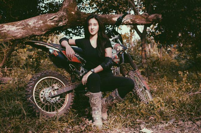 Lady Bella Anjani: Alam Menjadi Tempat Saya Untuk Mencari Inspirasi