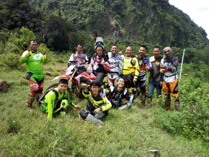Menikmati Jalur Tenjo Laut-Sirna Jaya-Pancaniti-Mulyasari yang Syahdu